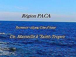 diaporama pps De Marseille à St Tropez