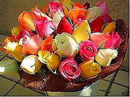 diaporama pps Des coeurs de fleurs