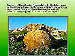 diaporama pps Des constructions très anciennes