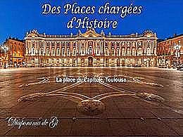 diaporama pps Les places chargées d'histoire