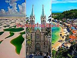 diaporama pps Destination Brésil
