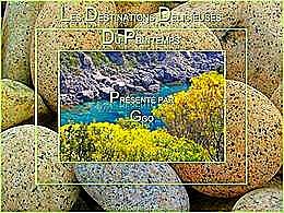 diaporama pps Destinations délicieuses du printemps