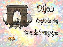 diaporama pps Dijon capitale bourguignonne
