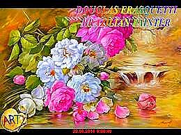 diaporama pps Douglas Frasquetti – brazilian painter