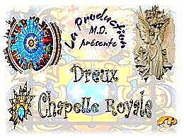 diaporama pps Dreux – La chapelle royale