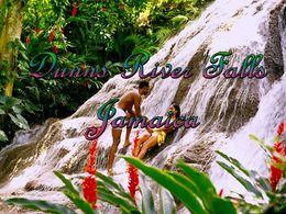 diaporama pps Dunns river falls jamaica