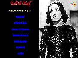 diaporama pps Édith Piaf VII