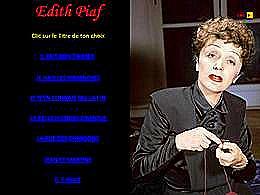 diaporama pps Édith Piaf VIII