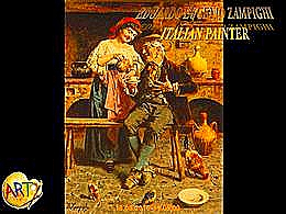 diaporama pps Eduardo Eugenio Zampighi 1859-1944 italian painter