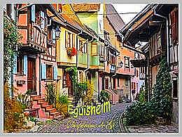 diaporama pps Eguisheim