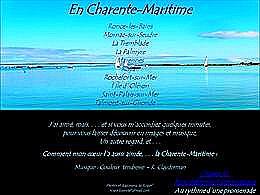 diaporama pps En Charente Maritime 2016
