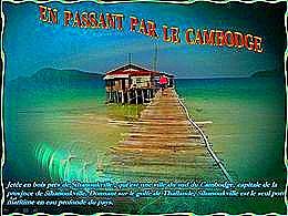 diaporama pps En passant par le Cambodge