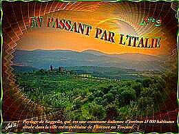 diaporama pps En passant par l'Italie N°3