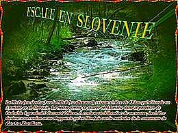 diaporama pps Escale en Slovénie