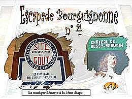 diaporama pps Escapade bourguignonne N°4