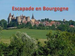 diaporama pps Escapade en Bourgogne