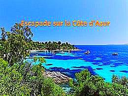 diaporama pps Escapade sur la Côte d'Azur