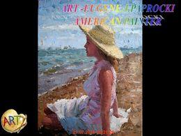 diaporama pps Eugene J. Paprocki – American painter