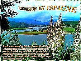 diaporama pps Excursion en Espagne