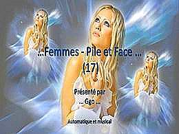 diaporama pps Femmes pile et face 17