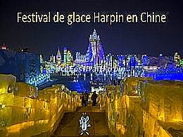 diaporama pps Festival de glace Harpin en Chine