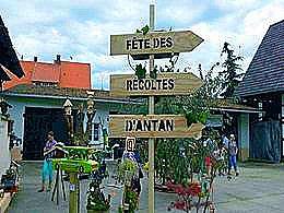 diaporama pps Fête des récoltes d'antan à Hindisheim