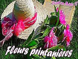 diaporama pps Fleurs printanières