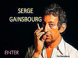 diaporama pps Gainsbourg Jukebox