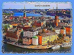 diaporama pps Gamla Stan Stockholm