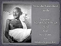 diaporama pps Gandhi