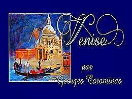 diaporama pps Venise par Georges Corominas
