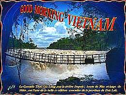 good morning vietnam essays