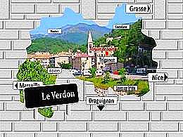 diaporama pps Gorges du Verdon