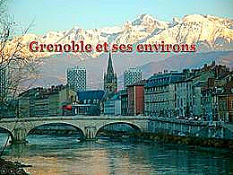 diaporama pps Grenoble et ses environs
