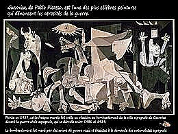 diaporama pps Guernica Alep