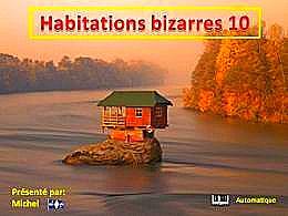 diaporama pps Habitations bizarres 10