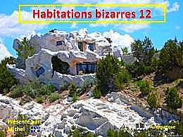 diaporama pps Habitations bizarres 12