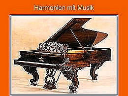 diaporama pps Harmonien mit musik