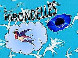 diaporama pps Hirondelles