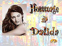 diaporama pps Hommage à Dalida