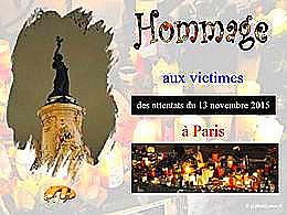 diaporama pps Hommage aux victimes
