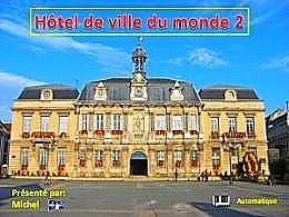 diaporama pps Hôtel de ville du monde 2