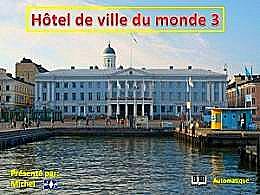 diaporama pps Hôtel de ville du monde 3