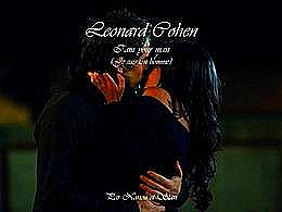diaporama pps I'm Your Man – Léonard Cohen