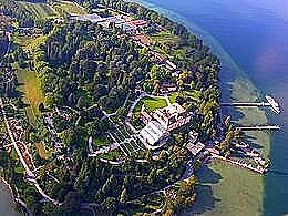 diaporama pps Île de Mainau en Allemagne
