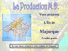 diaporama pps Île de Majorque volet N°1