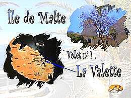diaporama pps Ile de Malte N°1 La Valette