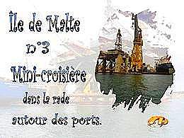 diaporama pps Île de Malte N°3 les ports