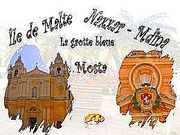 diaporama pps Île de Malte Naxxar Mdina