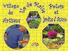 diaporama pps Île de Malte – Palais jardins d'Anton